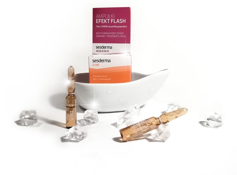 Ampułki – natychmiastowa kuracja dla skóry