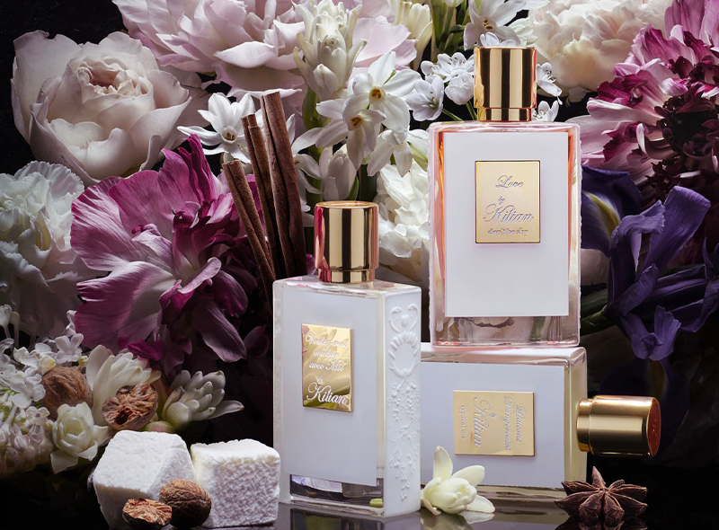 kilian perfumy