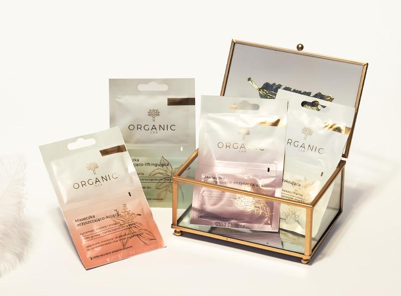 organic box z kosmetykami
