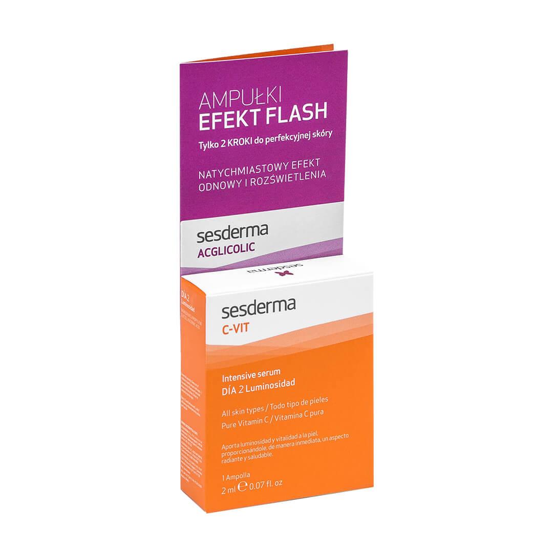 Ampułki Efekt Flash