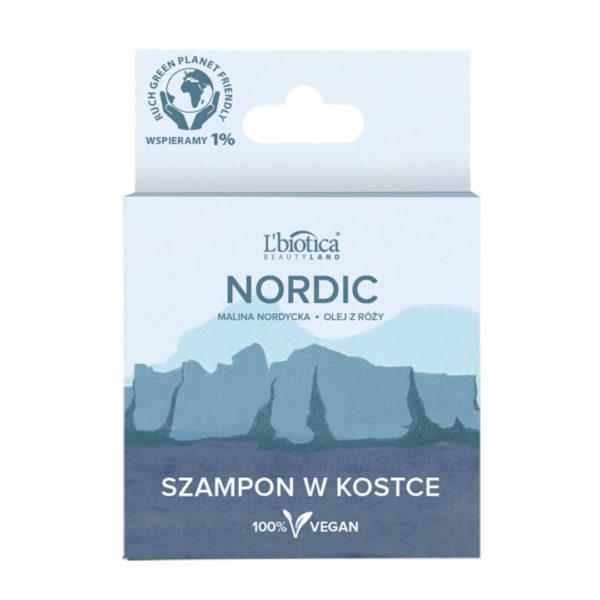 Lbiotica szampon w kostce