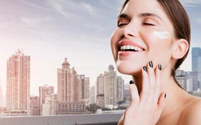 Efekt anti-pollution- tarcza ochronna dla skóry