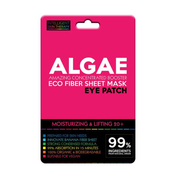 algi płatki pod oczy