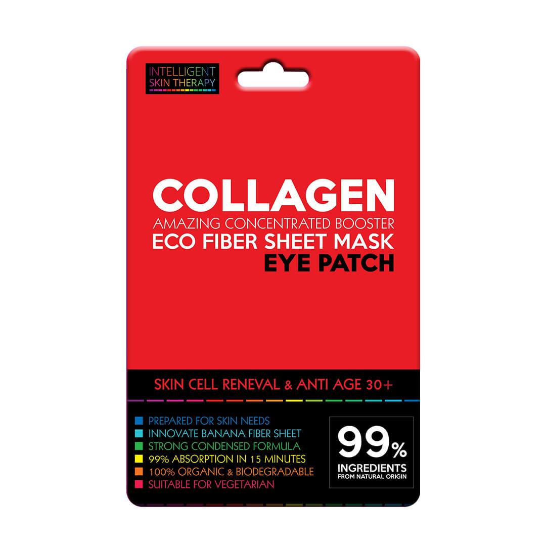kolagenowe płątki pod oczy