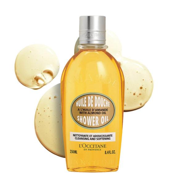 loccitane olejek pod prysznic