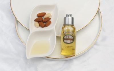 Skarb natury – migdałowy olejek pod prysznic od L'Occitane