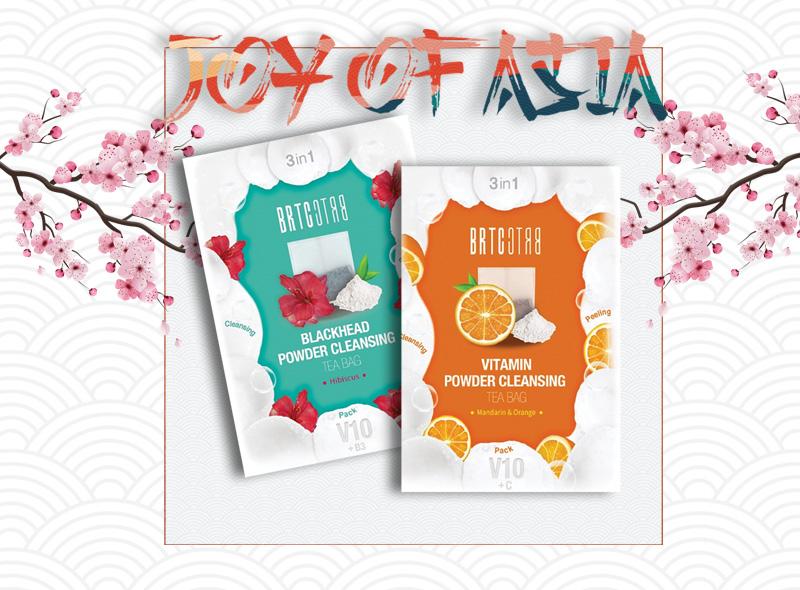 Pure Beauty Box - edycja joy of Asia