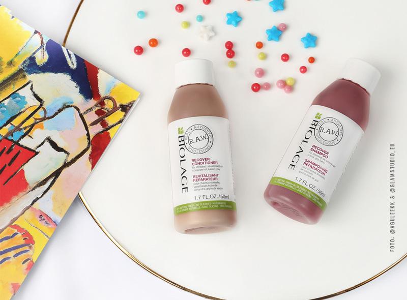 Biolage szampon i odżywka