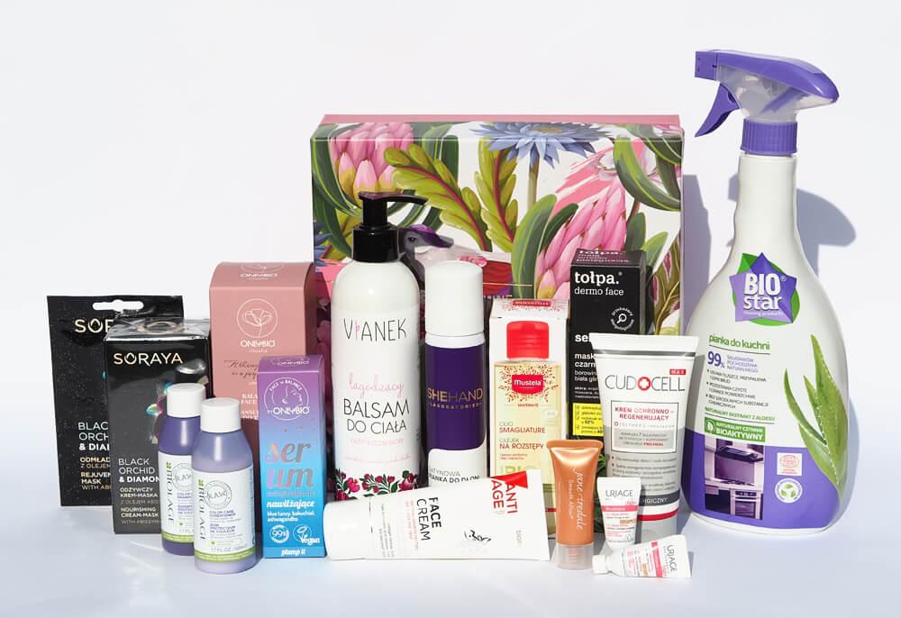 Pure beauty box kosmetyczny