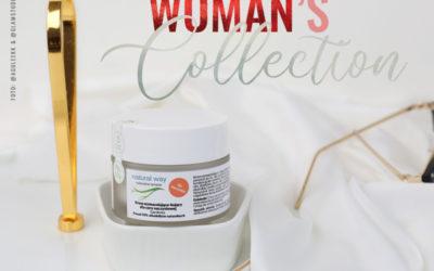 NATURAL WAY krem antybakteryjny i krem wzmacniająco kojący z edycji Woman's Collection