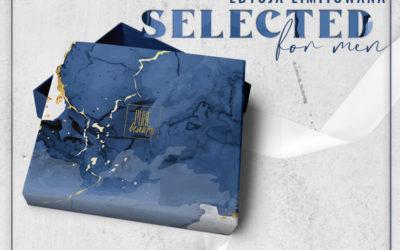 SELECTED FOR MEN limitowana edycja boxa dla mężczyzn