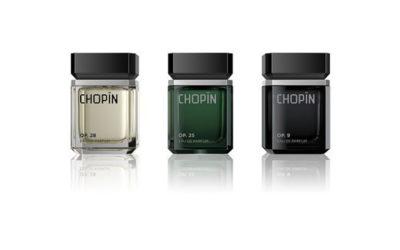 Magia muzyki w zapachach marki CHOPIN