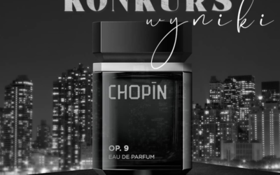 Wyniki konkursu z marką CHOPIN