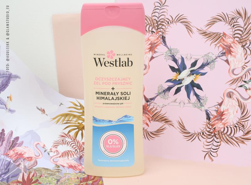 Sól himalajska w kosmetykach marki WESTLAB